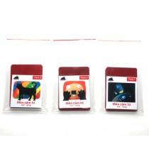 Combo Mèo Cảm Tử Pack 1 + Pack 2 + Pack 3