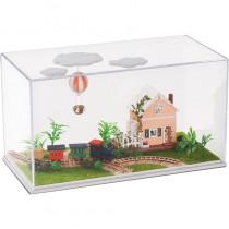 Ngôi Nhà Mô Hình DIY Tự Làm T-013