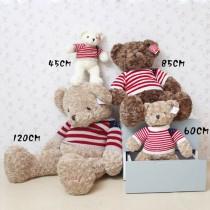 Thú Nhồi Bông Gấu Teddy Áo Len