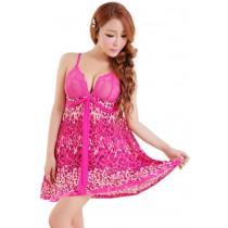 Váy Ngủ Gợi Cảm 6319(Hồng)