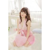 Váy Ngủ Gợi Cảm A401 (Hồng)