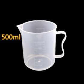 Ca Đông Nhựa Pha Chế Trà Sữa 500ml